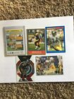 Jerome Bettis 5 card lot 2005 bazooka comic Topps Finest Pittsburgh Stealers