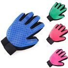 Pet Grooming Glove Finger Design Hair Removal Cleaning Massage Tool For Dog Cat