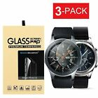 3-Pack Tempered Glass Screen Protector for Samsung Galaxy Watch 42mm / 46mm