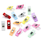 20/50/100pcs Plastic Quilter Holding Wonder Clips Sewing Accessories Binding