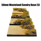 Pre-painted Scenic Wargame Bases (various sizes and styles)