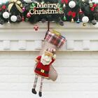 Christmas Hanging Stockings Gift Candy Bag Christmas Decoartions Y5N4
