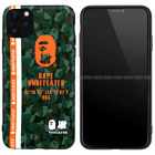 Undefeated A Bathing Ape Bape Camo Case Cover For iPhone 11 Pro Max XS XR 8 7 6S