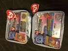 2 unopened Beenie Baby Clubby cases. Limited Edition Beenies
