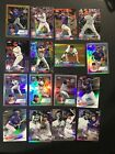 2018 topps chrome base & refractor & 83 refractor & prism & inserts pick card