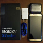 Unlocked Samsung Galaxy S7 EDGE Smartphone 4G LTE GSM Android Phone with Box