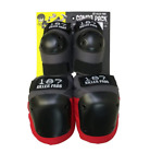 187 Killer Pads Combo Knee & Elbow Adult Grey Red Pads