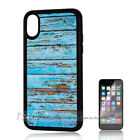 ( For iPhone XS MAX ) Back Case Cover P11205 Wood Pattern