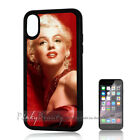 ( For iPhone XS MAX ) Back Case Cover P11222 Marilyn Monroe