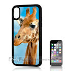 ( For iPhone XS MAX ) Back Case Cover P11316 Giraffe