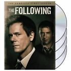 The Following: The Complete First Season (DVD, 2014, 4-Disc Set)