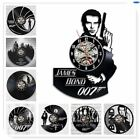 James Bond - Retro Vinyl Wall Clocks $51.87 CAD on eBay