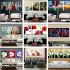 3 PCS Modern Decorate Canvas DIY By Number Kit Digital Oil Painting Home Decor