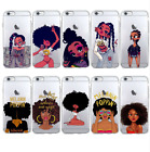 Fashion Brand Case Iphone X 6S 7 8 Plus Luxury Cover African
