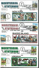 US Collins FDC SC#2337-2348 Bicentennial Of Statehood, Missing 2336