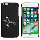 Black  'Spitfire Plane' Case / Cover for iPhone 6 & 6s (MC00029821)