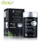 10g Dexe Hair Building Fibers Hair Powder Keratin Fibers Make Thin Hair Thick