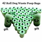 Quality Dog Doggie Pets Cats Poop Waste Bags Plus Capsule Dispensers
