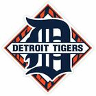 Detroit Tigers Baseball Sticker Decal for Cornhole Car Pick a size on Ebay
