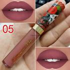 Lipstick Lip Gloss Womens Beauty Waterproof Long Lasting Lip Liquid Matte Makeup