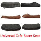 Cafe Racer Seat For HONDA CB GB GL CL XL CM SUZUKI GN125 GN250 GN400 GR650 TU250 $44.2 USD on eBay