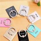 Universal Finger Metal Ring Grip Stand Holder For Iphone Android Mobile Phone