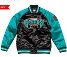Authentic Vancouver Grizzlies Mitchell & Ness NBA Tough Seasons Satin Jacket on eBay