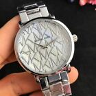 Women's fashion new simple casual fashion white-collar quartz watch