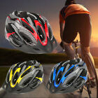 Внешний вид - Cycling Bicycle Adjustable Carbon Helmet Adult Mens Bike With Visor Mountain