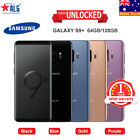 "New 6.2"" Factory Unlocked Samsung Galaxy S9+plus G965f Octa-core 6g/64gb"