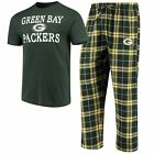 Green Bay Packers Men's NFL Duo Shirt And Pants Pajama Sleepwear Set $44.99 USD on eBay