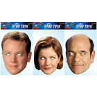 Star Trek Party Fancy Dress Masks Hen Stag Fun Celebration Parties Mask on eBay