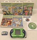 Leapster 2 Lot 2/ 6 Cartridges Games Toy Story Dora Spongebob Disney Leapster2