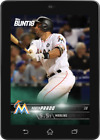 Topps BUNT Martin Prado MINT 5.5X BOOST 2018 Series 1 [DIGITAL CARD]