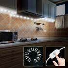 60leds Under Cabinet Lights Closet Kitchen Counter LED Light+dimmer+power