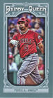 "2013  GYPSY QUEEN MINI   ""BASE""   #20B  ALBERT PUJOLS  ""HOBBY BOX TOPPER VAR""."