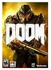 DOOM * PC GAME DVD-ROM SOFTWARE * BRAND NEW FACTORY SEALED!