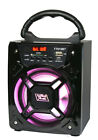 """6"""" Fully Powered 200 Watts Bluetooth Multimedia Speaker & Changing Colored Light"""