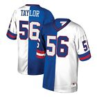 Mitchell Ness Split Home Away Legacy Jersey New York Giants 1986 Lawrence Taylor