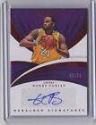 YOU PICK - Los Angeles Lakers CERTIFIED AUTOGRAPH AUTO SERIAL GU RC STAR HOF S-4 on eBay