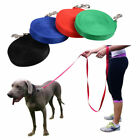 3/5/10/20M Long Strong Nylon Dog Pet Puppy Training Lead Leash Walking Rope Clip