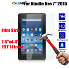 Premium Tempered Glass Screen Protector Film Cover For Amazon Kindle HD 8 Fire 7