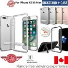 ULTRA HYBRID Case Metal Kickstand For Phone XS XS Max CA SELL