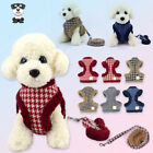 Small Cat Dog Harness Leash Set Vest Pet Puppy Walking Leads Safety Control Soft
