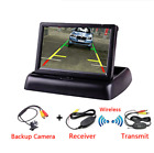 Automobile Car Video Monitor System Electronic Reverse Rear View Back Up Camera