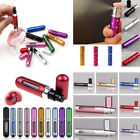Внешний вид - 5ml Refillable Portable Traveler Aluminum Spray Atomizer Empty Perfume Bottles
