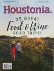 Houstonia Oct 2018 25 Great Food & Wine Road Trips FREE SHIPPING CB