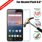 Real Tempered Glass LCD Film Screen Protector Protection For Alcatel Cell Phones
