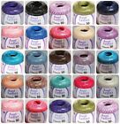 AUNT LYDIA'S SIZE 10 CROCHET THREAD ASSORTED COLORS, From Coats & Clark ALL NEW