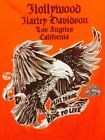 Hollywood Harley Davdison Los Angeles, CA Live to Ride Ride to Live Orange